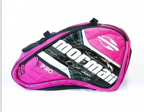 Raqueteira Mormaii Beach Tennis Rosa