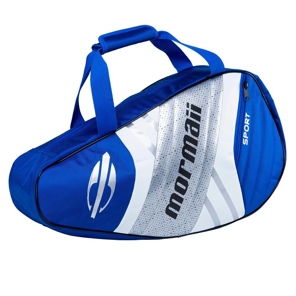 Raqueteira Mormaii Beach Tennis Sport Azul