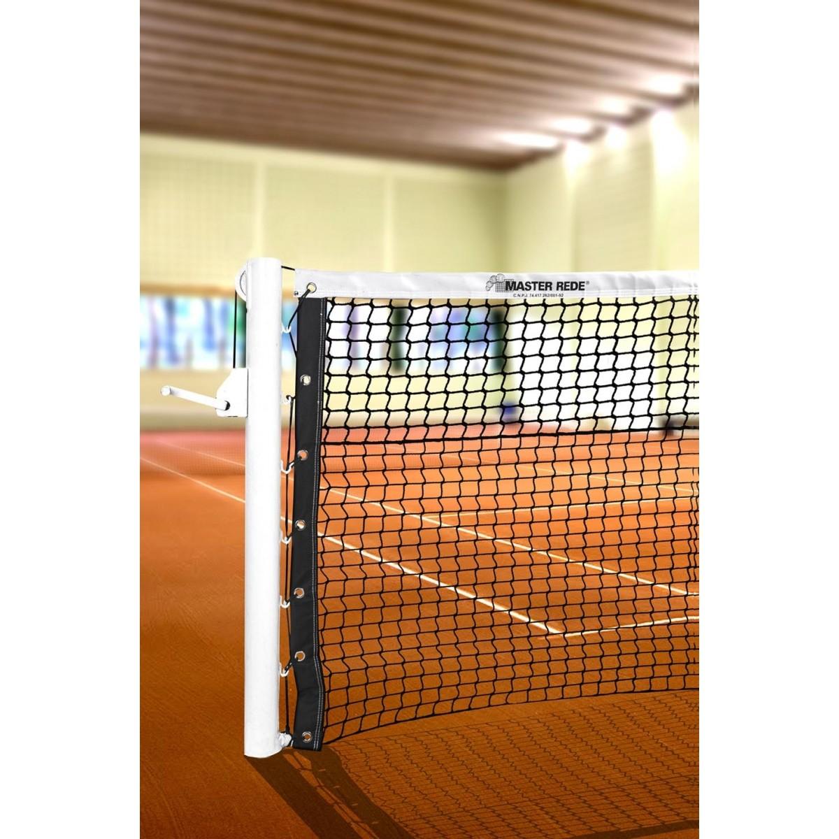 Rede de Tenis Master Rede Oficial - Saque Duplo 2,5mm