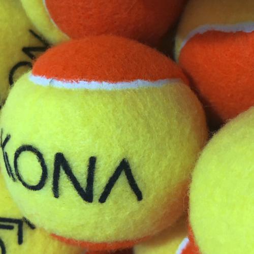 Saco de Bola de Beach Tennis Kona - 60 unidades  - PROTENISTA
