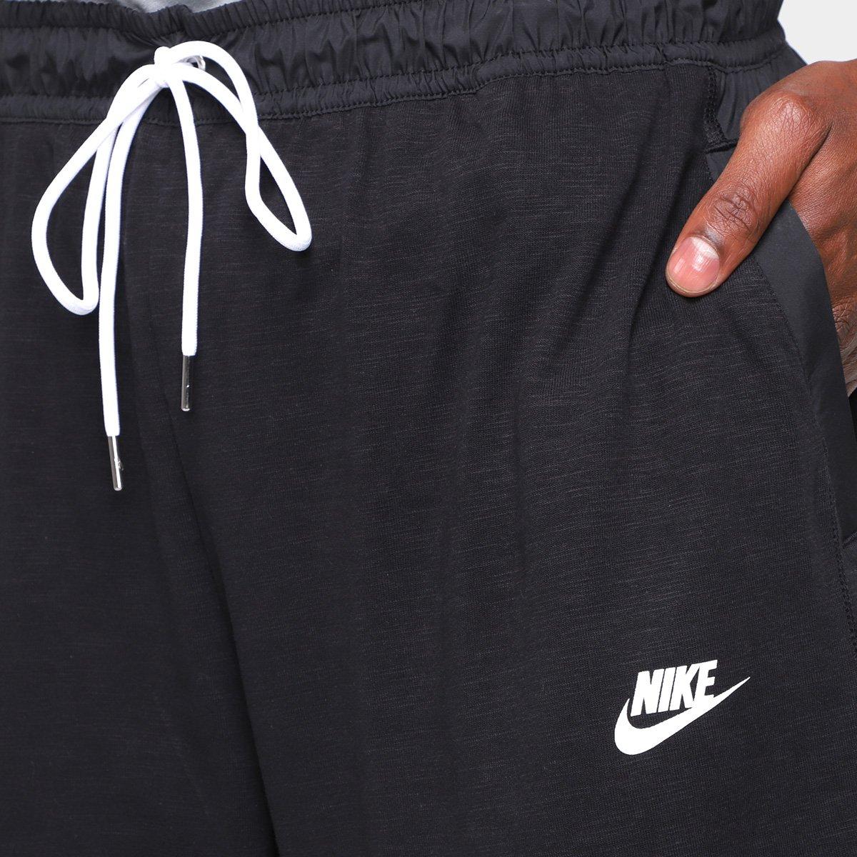 Short Nike Mix Masculino - Preto  - PROTENISTA