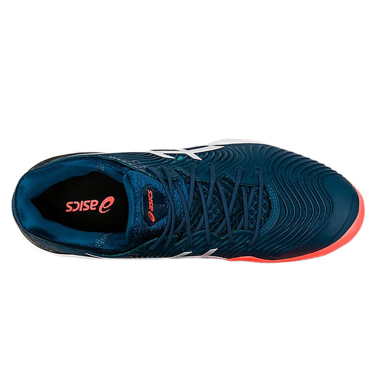 Tenis Asics Gel Court FF Clay Mako Azul