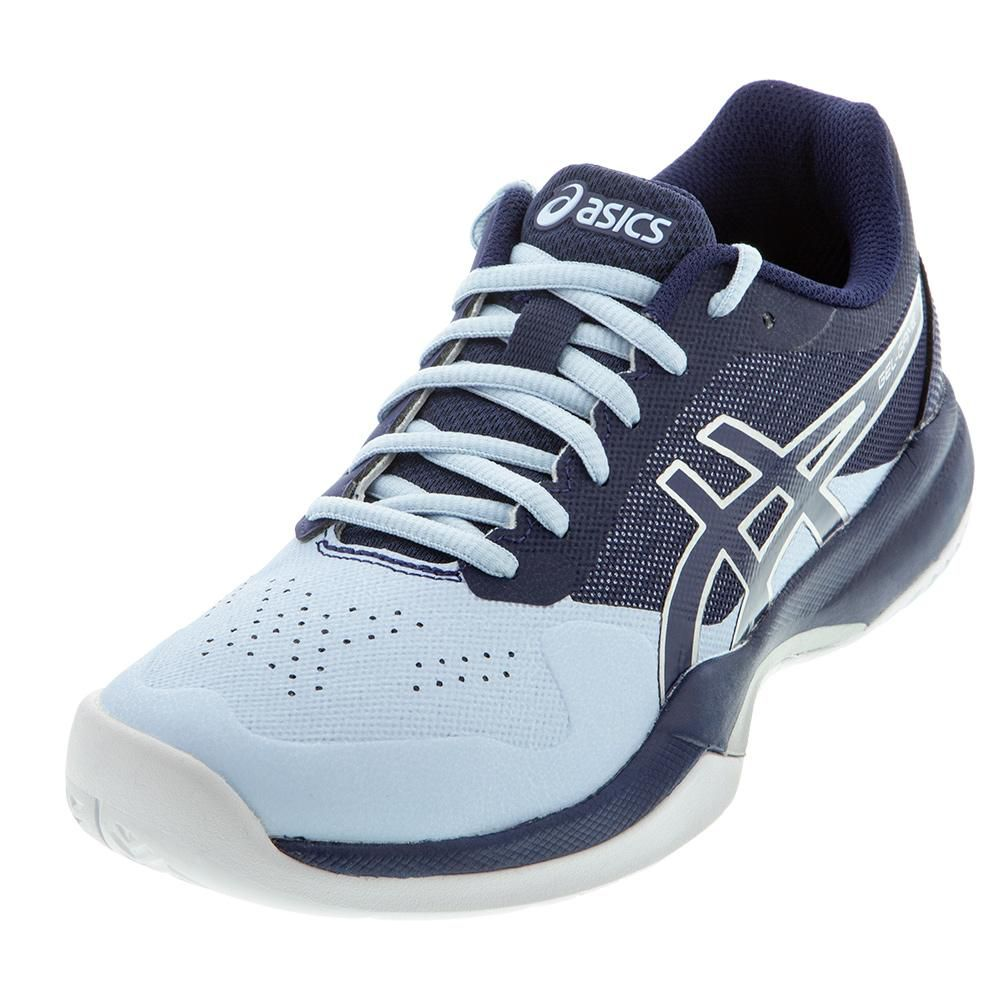 Tênis Asics Gel Game 7 Soft Sky e Azul