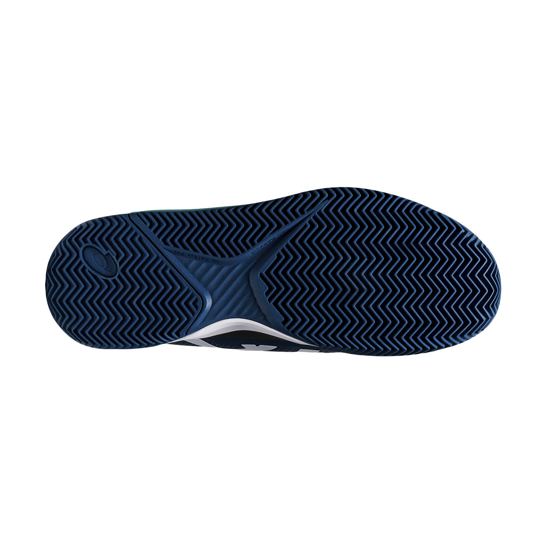 Tênis Asics Gel Resolution 8 Clay - Masculino - Mako Azul  - PROTENISTA