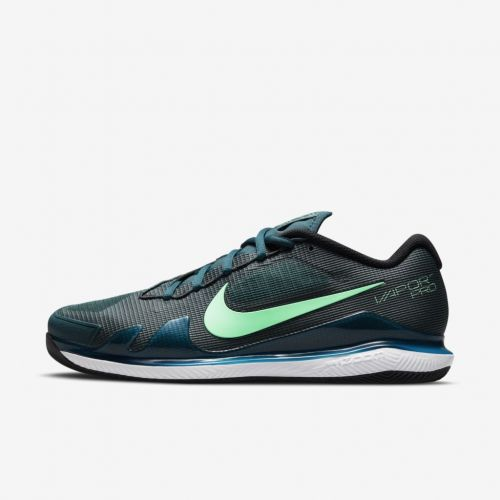 Tênis Nike Air Zoom Vapor Pro HC Masculino - Verde e Branco  - PROTENISTA