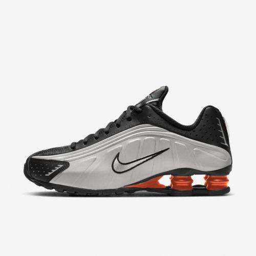 Tênis Nike Shox R4 Masculino - Preto e Cinza  - PROTENISTA