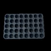Bandeja 40 celulas - pote 06 - kit 2 unidades - USADOS