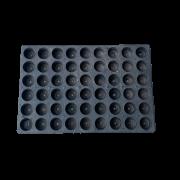 Bandeja 54 celulas - pote 06 - kit 3 unidades - USADOS
