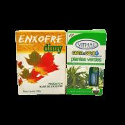 Enxofre + Fertilizante Gota a Gota - Plantas Verdes
