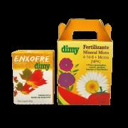Enxofre + Fertilizante Mineral Dimy 04.14.08
