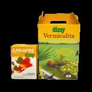 Enxofre + Vermiculita - 2 litros - Dimy