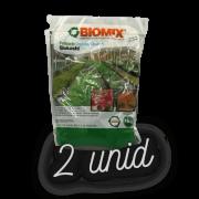 Fertilizante biomix biokashi - kit 2 x 1 kg