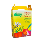 Fertilizante esterco de frango - dimy - 1 kg