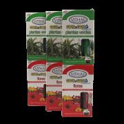 Fertilizante Gota a Gota -  Flores e  Plantas Verdes - Vithal - 36 ampolas