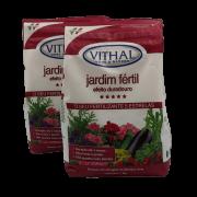 Fertilizante Jardim Fértil - Efeito Duradouro -Vithal - 2kg