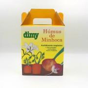 Humus de minhoca - Dimy - 1 kg