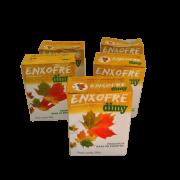 Kit com 5 caixas Enxofre Dimy - 300 gr