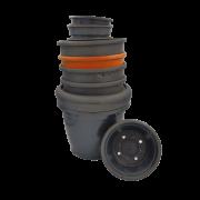 kit  17 Vasos plásticos -   Misto