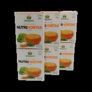 Nutrihortas - 500 gr- kit 6 caixas 500 gr