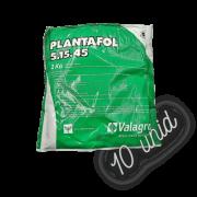 Plantafol - 05.15.45 - crescimento - 10 pacotes 1 kg