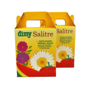 Salitre Dimy  - kit 2 x  1 kg