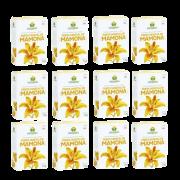 Torta mamona -  Vitaplan - kit 12 caixas 1 kg