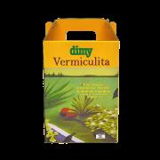 Vermiculita - Dimy - kit 6 embalagens 2 litros