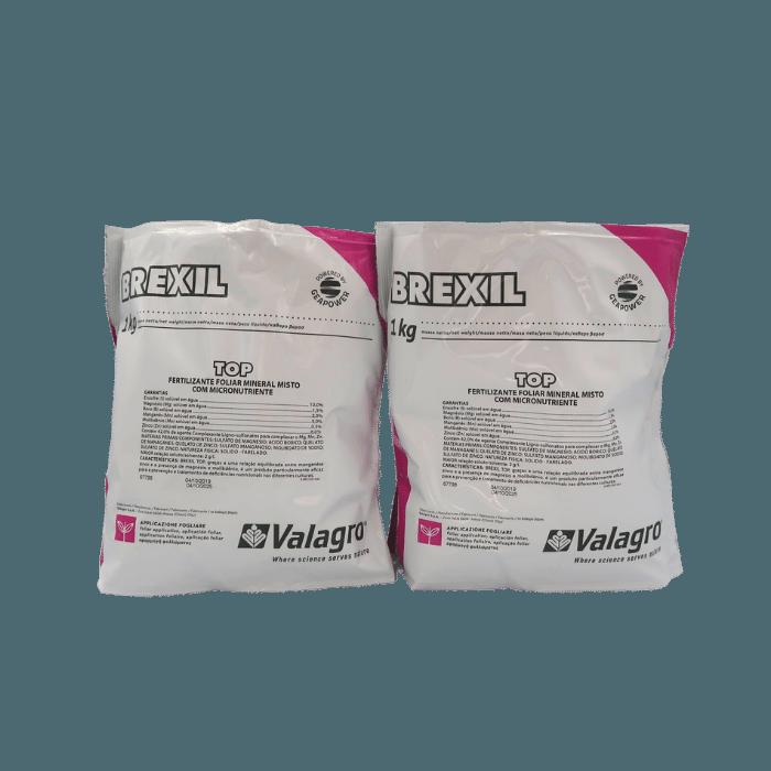 Brexil top - deficiencia nutricional kit 02 pacotes 1 kg