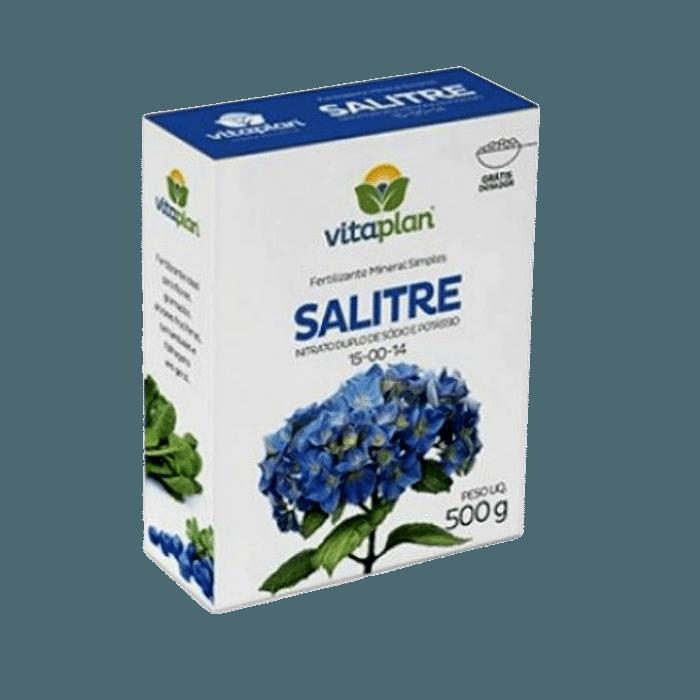 Calcario de conchas + salitre - vitaplan