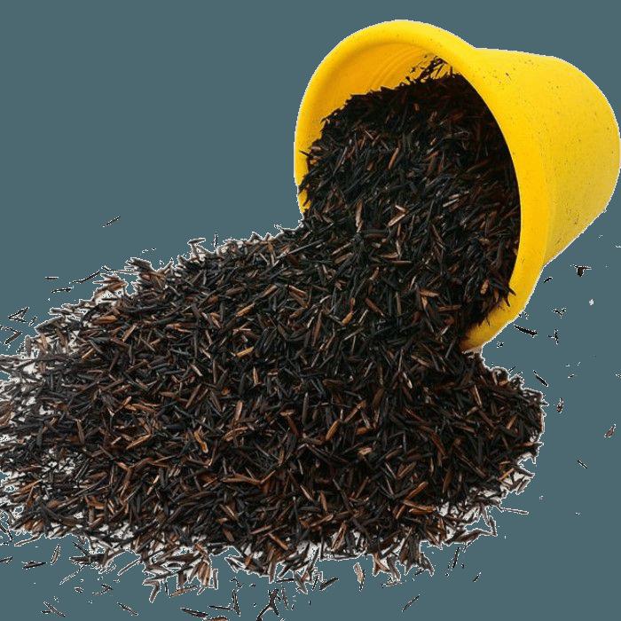 Casca de Arroz Carbonizada - 4  kg ( 28 litros )