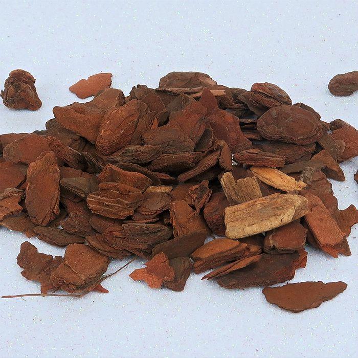 Casca de pinus média - 2 kg ( 7 litros )