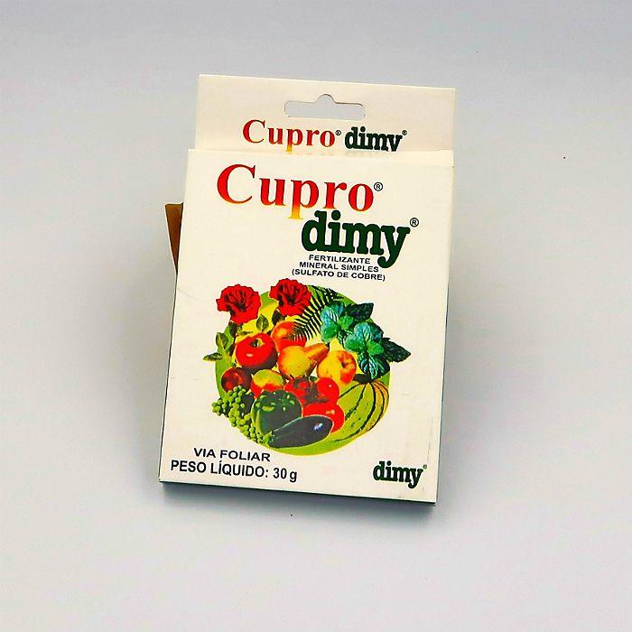 Cupro dimy - kit 02 caixas 30 gr