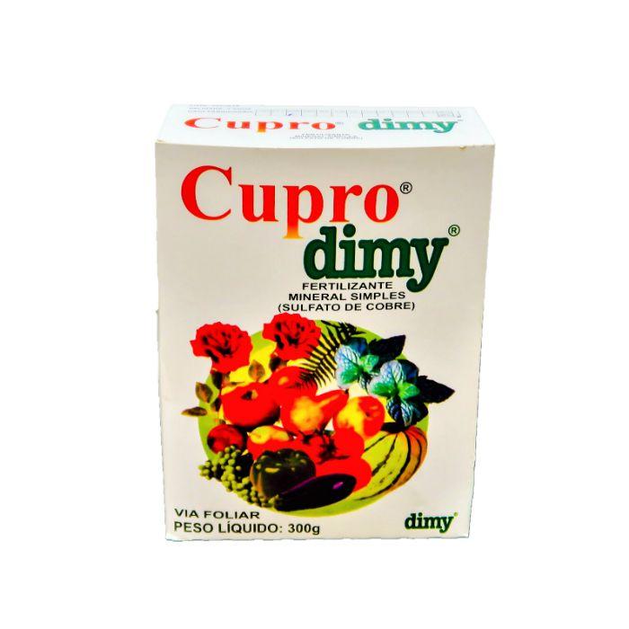 Cupro dimy - kit 05 caixas 300 gr