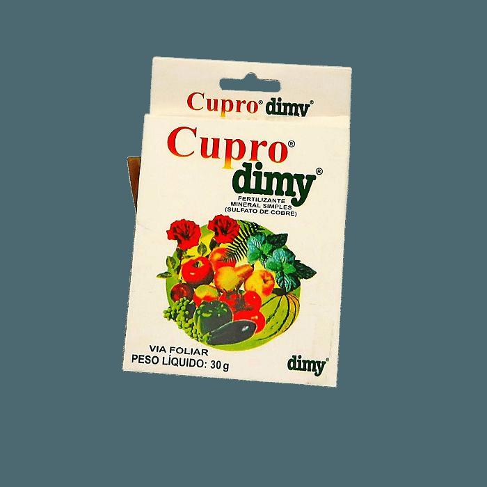 Cupro dimy - kit 30 caixas 30 gr