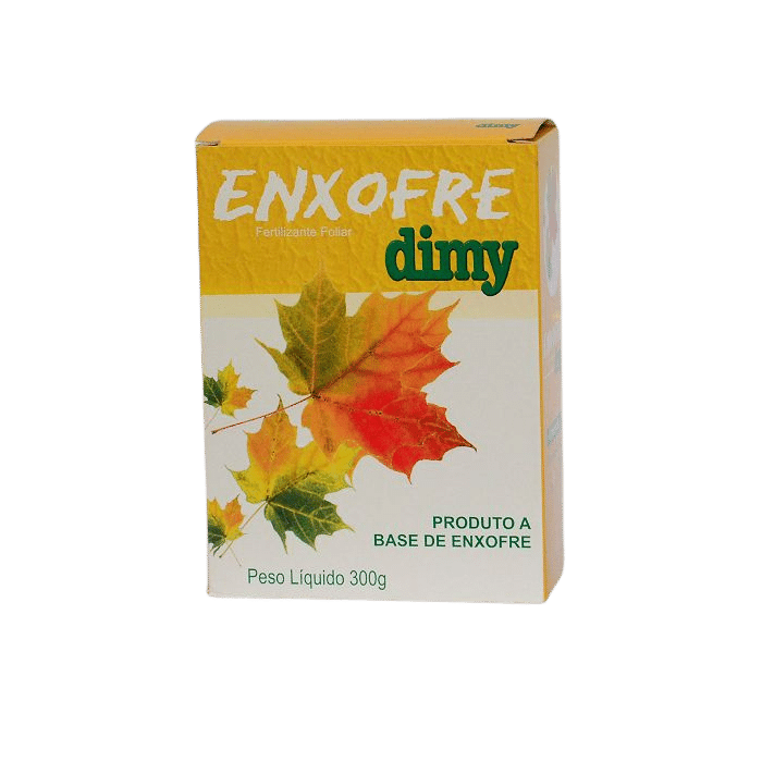 Dimy pel - controle biologico + enxofre 300 gramas