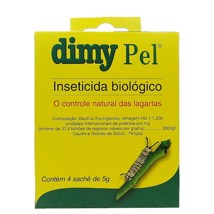 Dimy pel - controle biologico - kit 02 caixas 20 gr