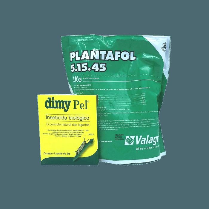 Dimy pel - controle biologico + plantafol 05-15-45