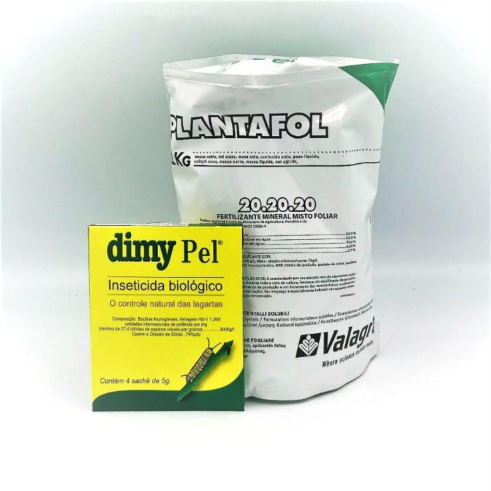Dimy pel - controle biologico + plantafol 20-20-20