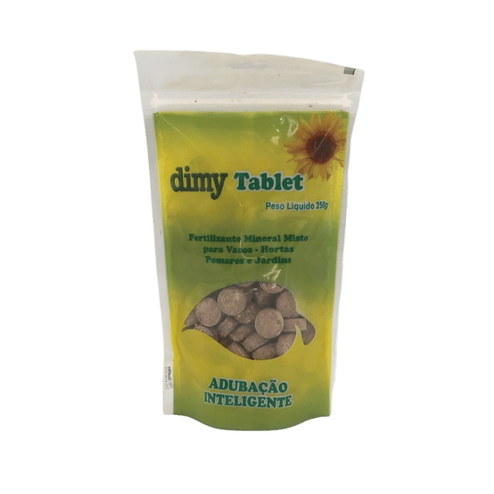 Dimy Tablet - 1 unidade - 250 G