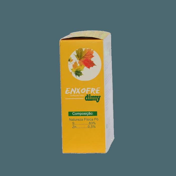 Enxofre + biokashi