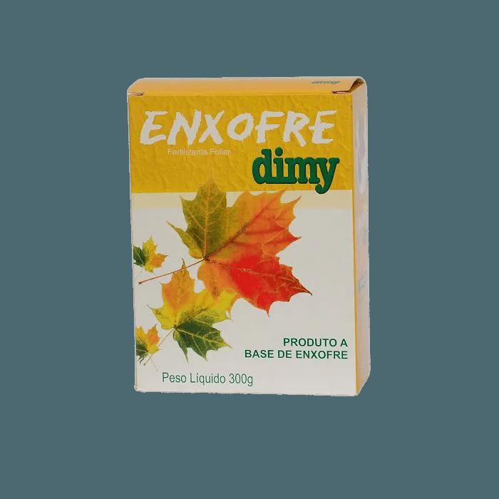 Enxofre + cupro - dimy