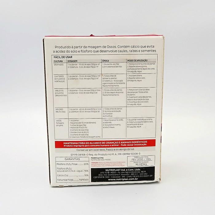 Farinha de ossos  - vitaplan - 1 kg
