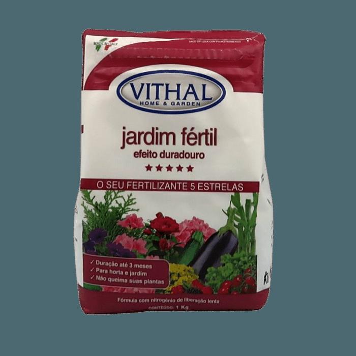Fertilizante Jardim Fértil Efeito Duradouro 1kg