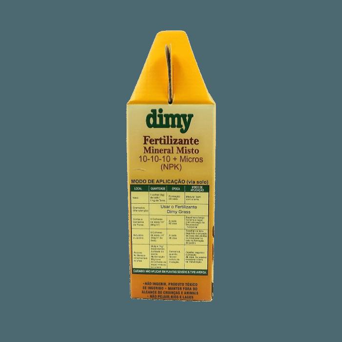 Fertilizante Mineral Dimy 10.10.10 - embalagem 1 kg