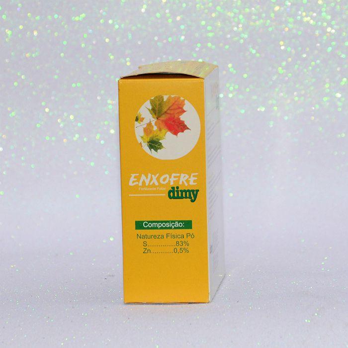 Fosfato moído de rocha + enxofre dimy 300 gr