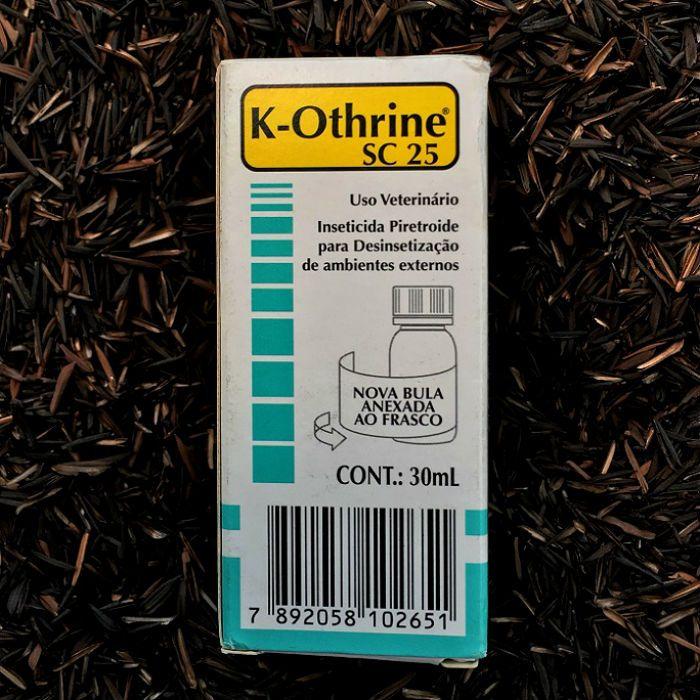 K-othrine ® SC 25 - 30 ml
