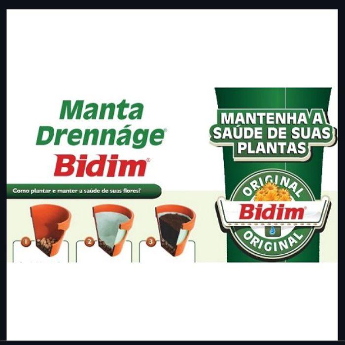 Manta Para Drenagem ( Bidim ) - 2 X 2,15 M + brinde