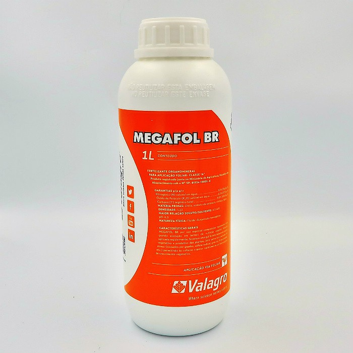 Megafol - adubo desestressante - 1 litro