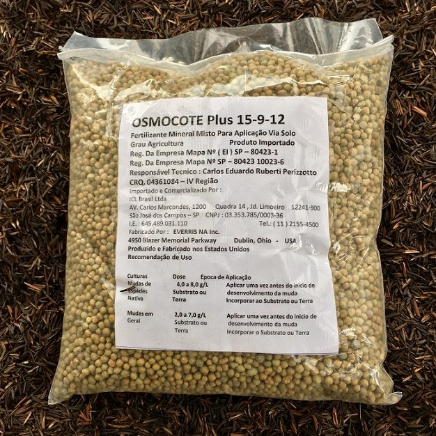 Osmocote plus 15.09.12 - 1 kg