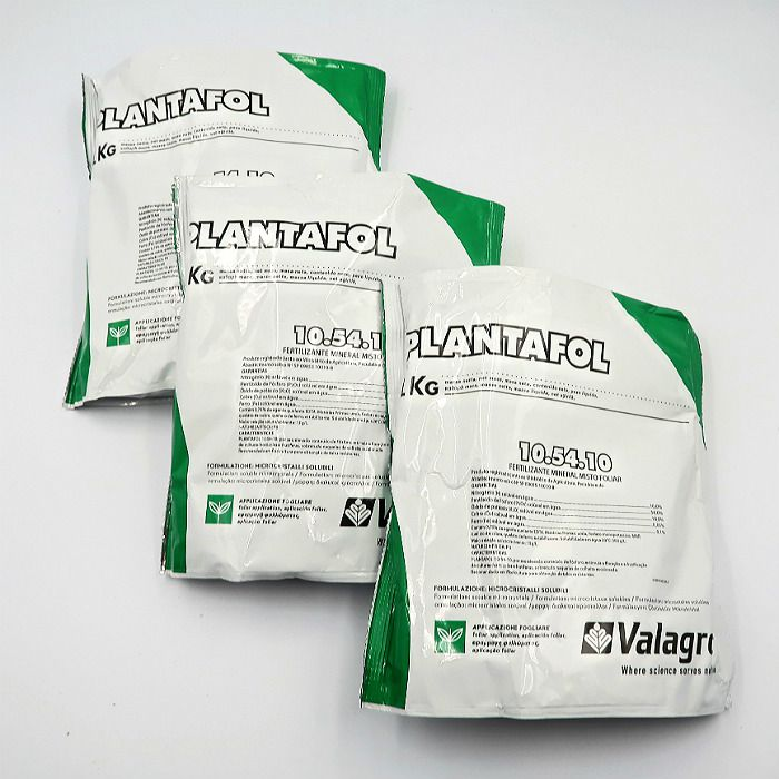Plantafol - 10.54.10 - floração - kit 03 pacotes 1 kg
